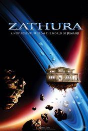 Zathura is about 2 kids that play a game called Zathura that they find in their basement. Its kind of like Jumamji. When they started to play it unleashed dangerous things, and they have to finish they game in order for all of these things to stop. Action, Adventure Rate:5