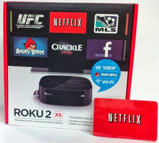 Great #FathersDay gift for Dad! Enter to win 1 year subscription & Roku Streaming player