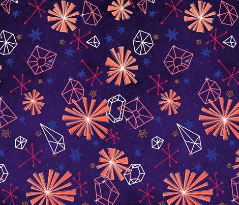 Vote for me @ Spoonflower- be sure to scroll down to click submit!