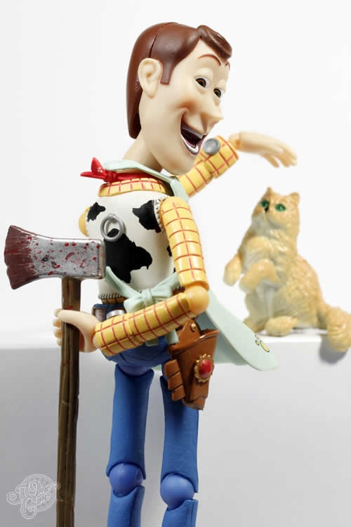 woody toy story chat