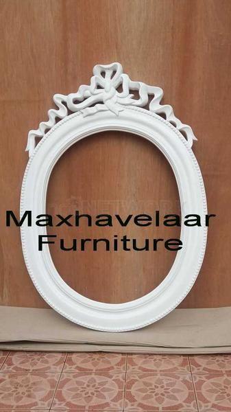 Cermin Putih Harga Diskon - Cermin murah Ready Stok • Max Havelaar Furniture • Indonetwork.co.id