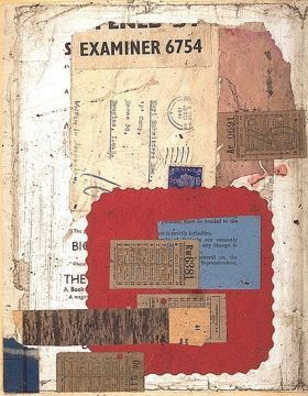 @art Dadá-Collage :: Kurt Schwitters