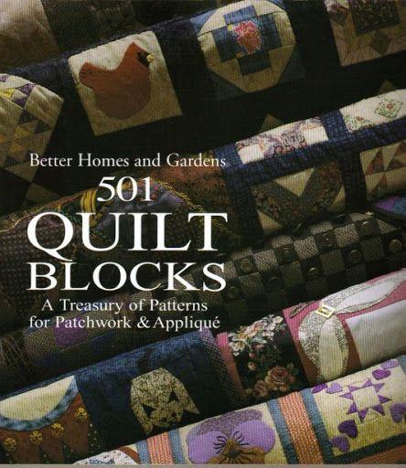 Better Homes and Gardens 501 Quilt Blocks - Carmem roberge - Álbuns da web do Picasa