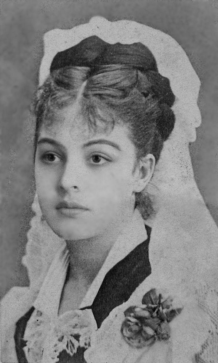 Gwaschemasch'e Kadın Efendi, wife of Sultan Abdul Hamid II
