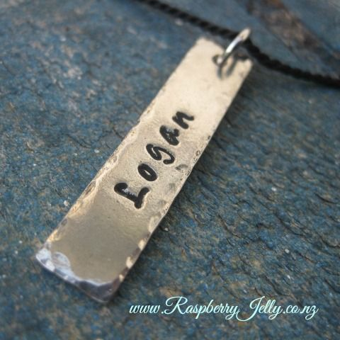 Pewter Bar None by Raspberry Jelly