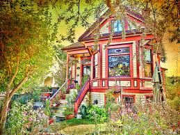 So much colour! Come for a walk around and enjoy character homes located in James Bay.