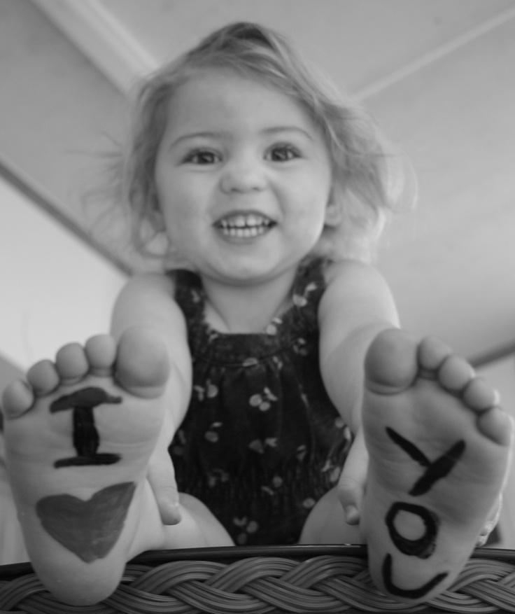 4: hab dich lieb Papa!