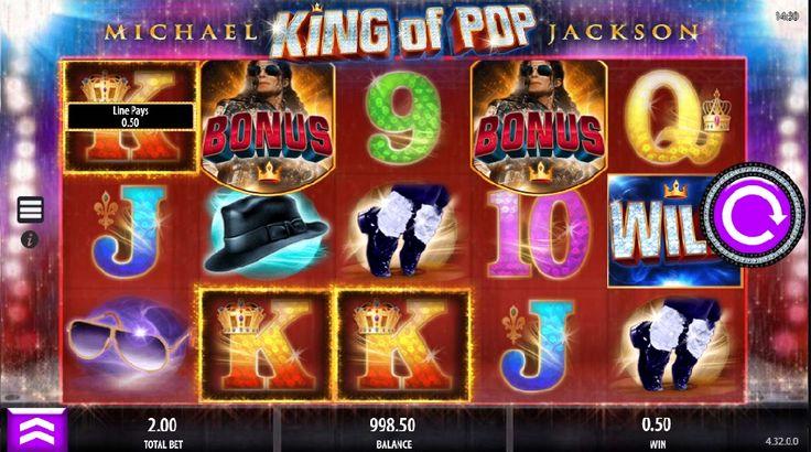 Verpassen Sie nicht Ihre Chance mit dem King of Pop zu spielen! http://www.online-kasino-spielautomaten.com/spiele/michael-jackson-king-of-pop-spielautomat #michaeljacksonkingofpop #spielautomaten #spiele