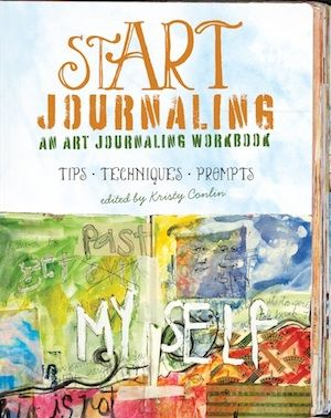Craft Month 2013: Preview Our Art Journaling Workbooks on http://www.createmixedmedia.com