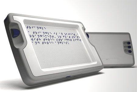 e-Sullivan, Portable Communicator for Deaf-Blind People