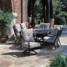 Aluminum Patio Furniture By Winston Bella Dining Set Sheridan Nurseries