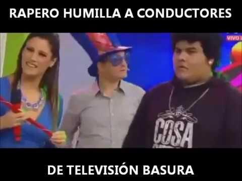RAPERO HUMILLA A CONDUCTORES DE [ EEG Y HOLA A TODOS] DETODO2017