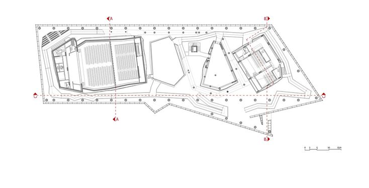 Gallery - Raif Dinçkök Yalova Cultural Center / Emre Arolat Architects - 15