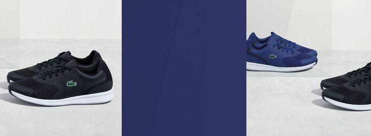 Lacoste steht nicht nur für klassische Poloshirts, sondern auch für trendige Schuhe!  Bei Lacoste gibt es eine riesige Auswahl schönen Schuhen – von Sneakers über Stiefeletten, hier findest du alles.  Sichere dir hier deine Schuhe von Lacoste: http://www.onlinemode.ch/modische-schuhe-von-lacoste-online-kaufen/