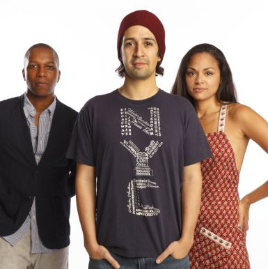 What a Way to Spend a Day: Lin-Manuel Miranda, Karen Olivo, and Leslie Odom, Jr. On Living Inside Jonathan Larson's tick, tick…BOOM! - Interviews - Jun 24, 2014