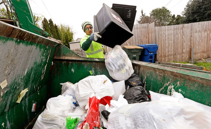 Rubicon Global says the trash industry should make money by keeping junk out of landfills, not the other way around. #startups #technews #environment