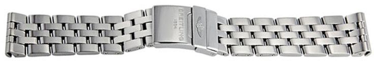 """Breitling Cockpit Lady Bracelet 367A: """"367A NEW BREITLING COCKPIT LADY 16/14MM STEEL PILOT BRACELET IN STOCK -… #Watches #Watch #LuxuryWatch"""