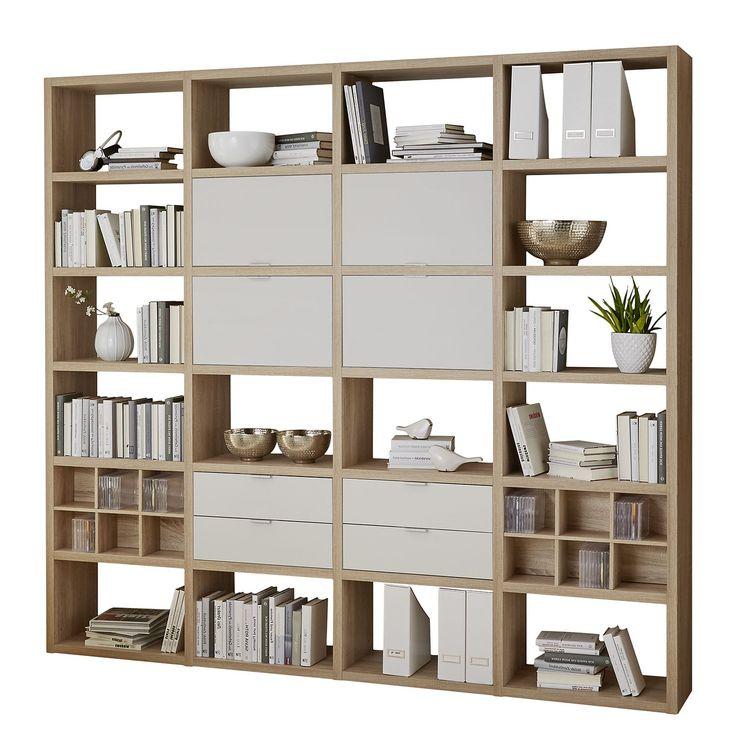 Die besten 25+ Regal weiß hochglanz Ideen auf Pinterest Ikea - wohnzimmer regale design