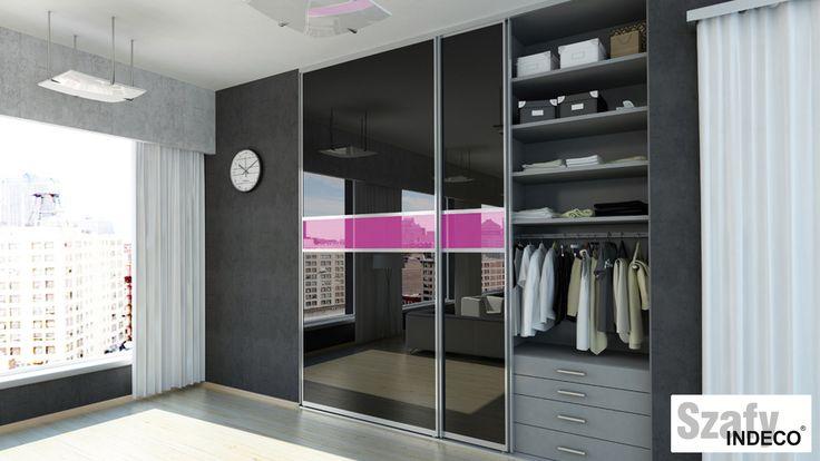 nowoczesne i estetyczne rozwiązanie na ulokowanie szafy w mieszkaniu