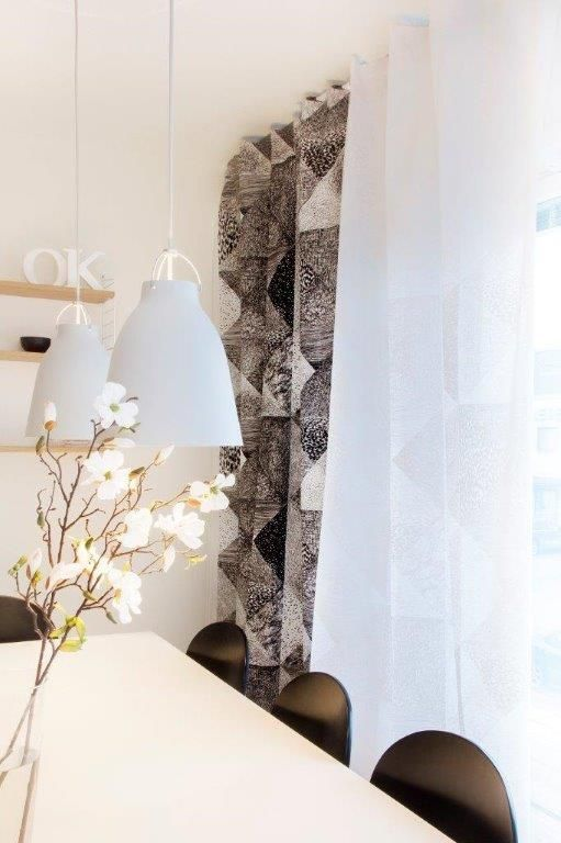 Vallila Interior Sintra and Sintra Classic curtains