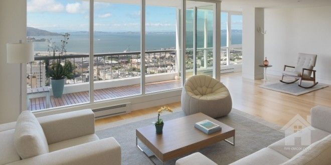 Green Street Condo Provides Great View of San Francisco Bay | HM-decor