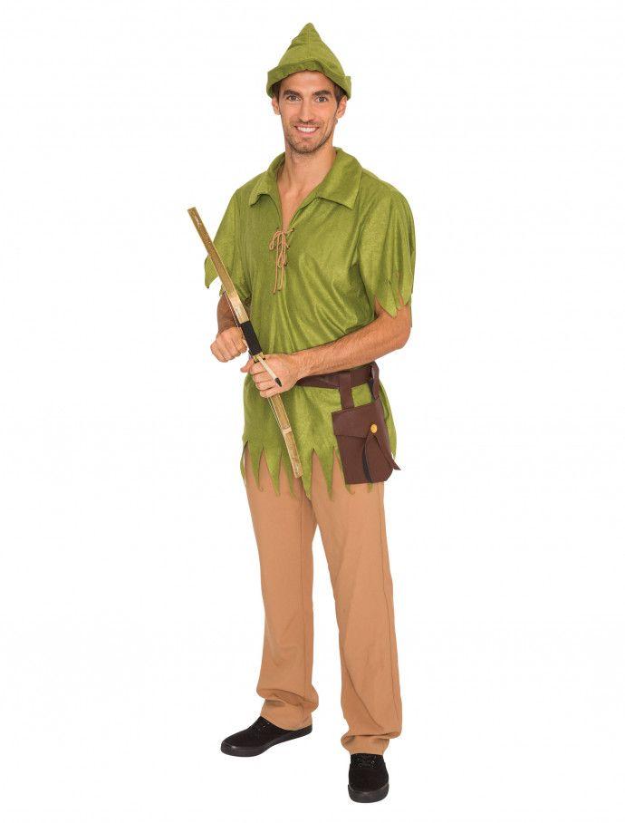 Robin Hood Kostum Grun Fur Karneval Fasching Kaufen Deiters