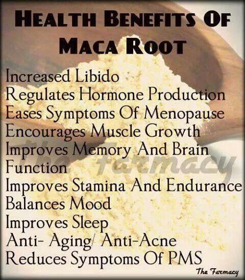 Maca Root benefits AND it's already in Shakeology! www.shakeology.com/PForceFitness