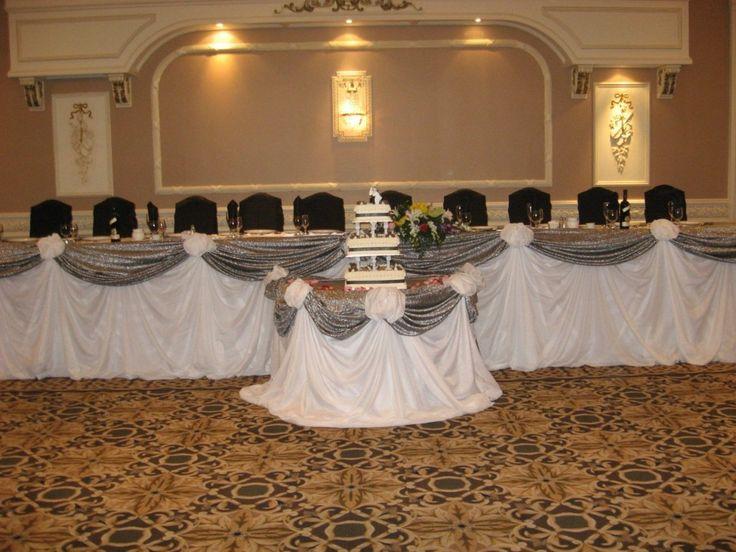 Head Table Decorations Wedding Reception Wedding Dress: 25+ Best Ideas About Head Table Decor On Pinterest