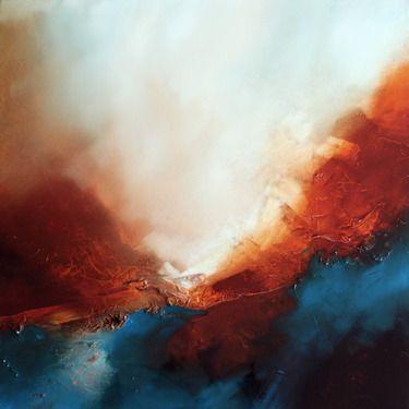 """Saatchi Online Artist Paul Bennett; Painting, """"Angels Fall 4"""" #art"""