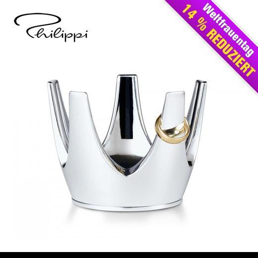 der schmuckhalter crown von philippidesign ragt als majest tische krone empor und kann ohne. Black Bedroom Furniture Sets. Home Design Ideas