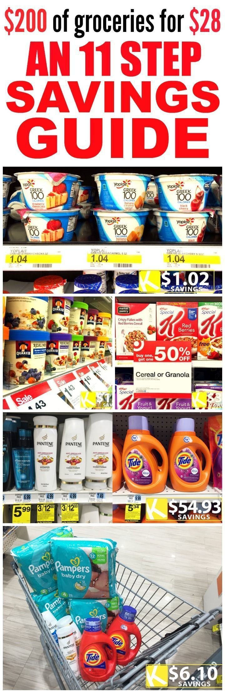 These 6 of the Best Krazy Coupon Lady posts Hacks and Guides are SO GOOD! I'm so glad I found these AMAZING tips! It'll help me save a TON of money at the store! Definitely pinning for later! Grab your FREE Amazon Discount Finder Chrome Extension: http://youreallywantthis.com/FreeAmazonDiscountChromeExt