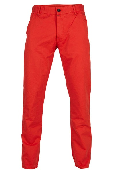 Bolton Edward Pants   True Red  Rs 3495.