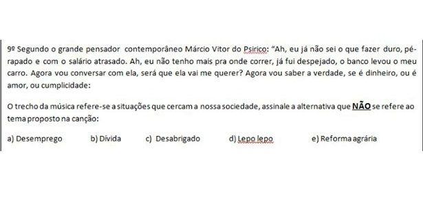 Notícias: Educação, Escolas e Professores: Márcio Vitor do Psirico foi considerado o grande p...