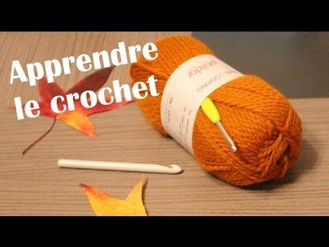 Débuter au tricot ou crochet : mes astuces et conseils - YouTube