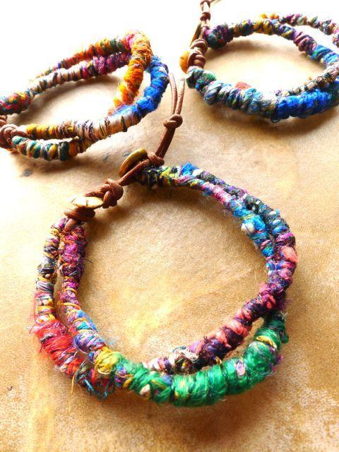 Best 25 Hippie Bracelets Ideas On Pinterest Diy