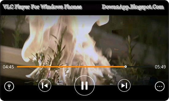 VLC Player for Windows Phone