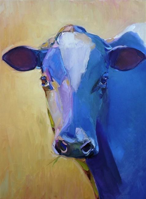 Bob Ransley - Blue Cow