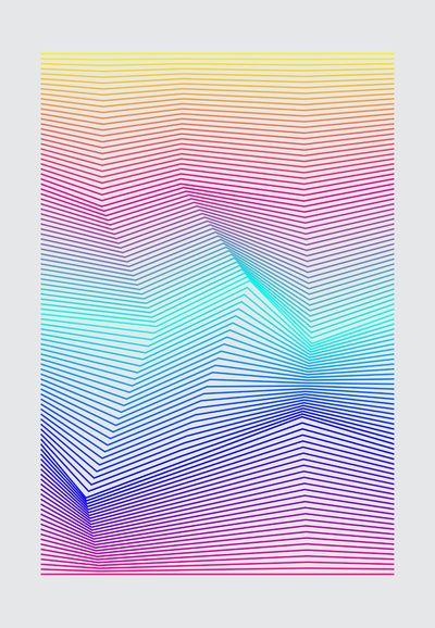 """Miami"" by Three Of The Possessed on Society6."