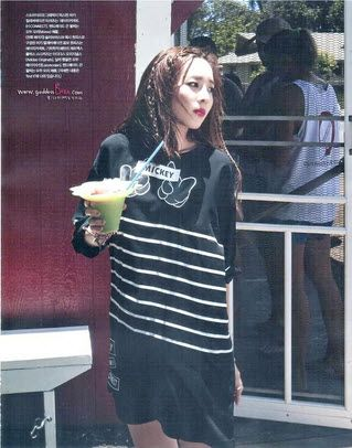 Sandara Park for Vogue Girl Korea [July Issue] #sandara #dara #sandarapark #darapark #2ne1dara #voguegirlkorea