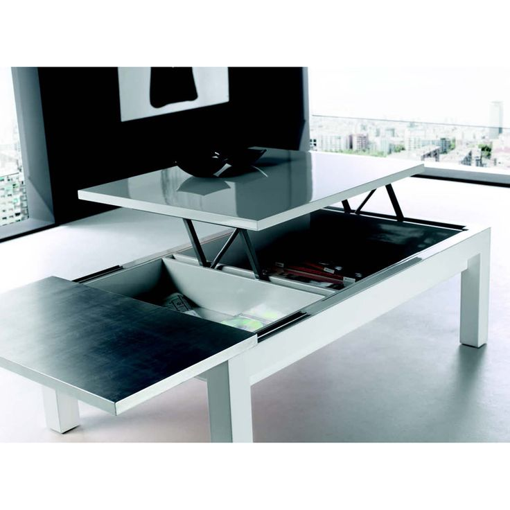 17 mejores ideas sobre mesa centro elevable en pinterest for Mesa xert moblerone