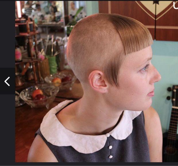Pin On Chelsea Skingirl Skinbyrd Haircuts 07