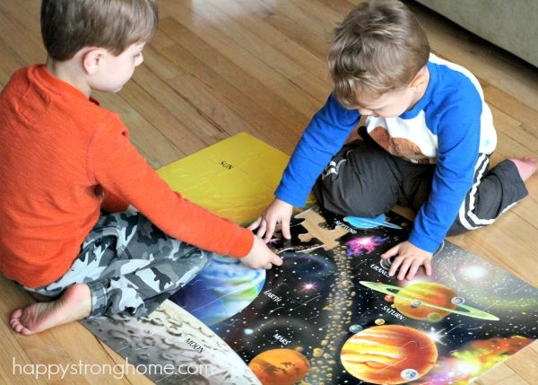 Be an Astronaut for a Day: Educational (and fun) kids' activities and projects
