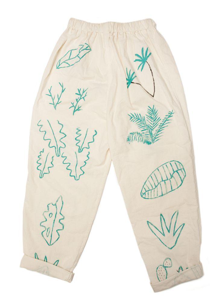 bfgf-shop: Plants on Pants