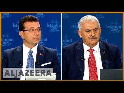 Turkey: Istanbul votes in 'historic' rerun of mayoral vote