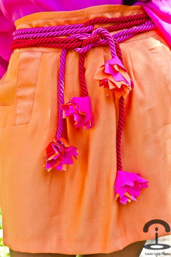 DIY Cinturón inspirado en Dior DIY, outfits - Crímenes de la Moda