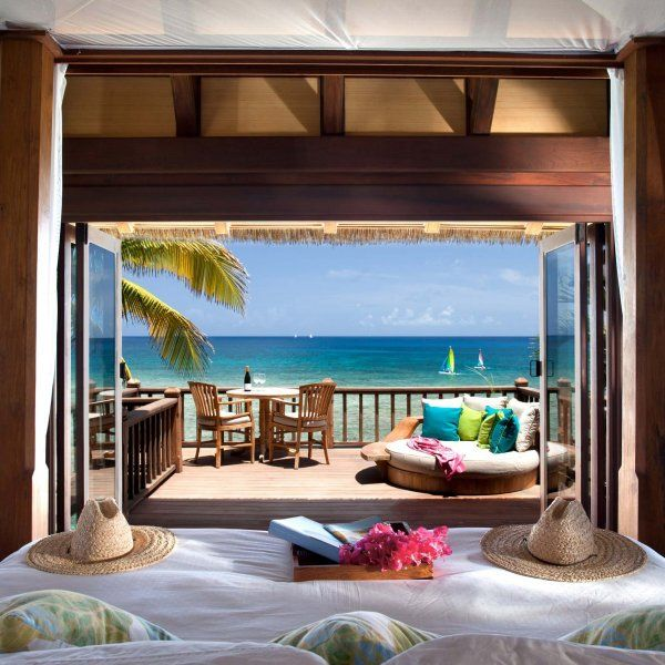 Necker Island is located in the British Virgin Islands, a stunning and unspoilt area of the Caribbean. When you stay on Necker, Sir Richard Branson's private island, you'll feel like a VIP as you enjoy this 74-acre Caribbean paradise.