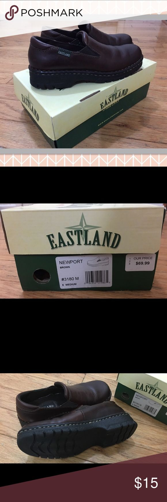 Eastland Newport Shoes Eastland Newport Shoes. All Leather. Very Good condition. Eastland Shoes Flats & Loafers