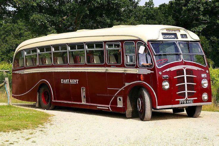 FFN 446 LEYLAND BEADLE 1951 EAST KENT