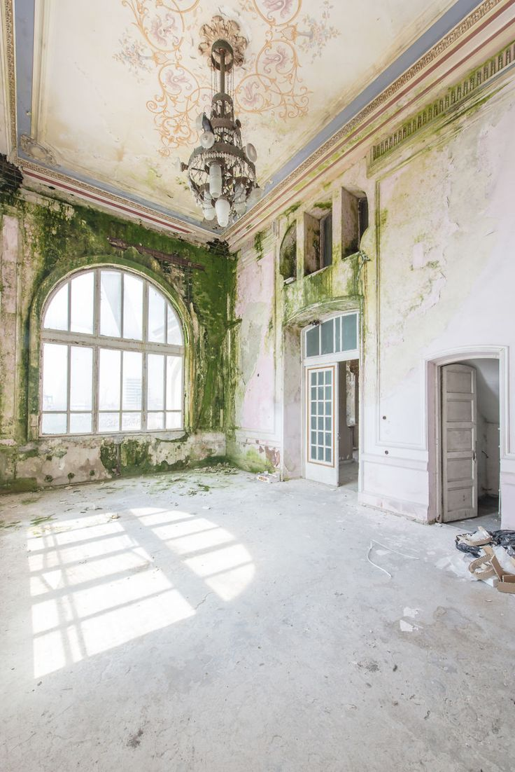 Abandoned Casino That Was Once The Most Magnificent Building In Romania |  by Romain Veillon