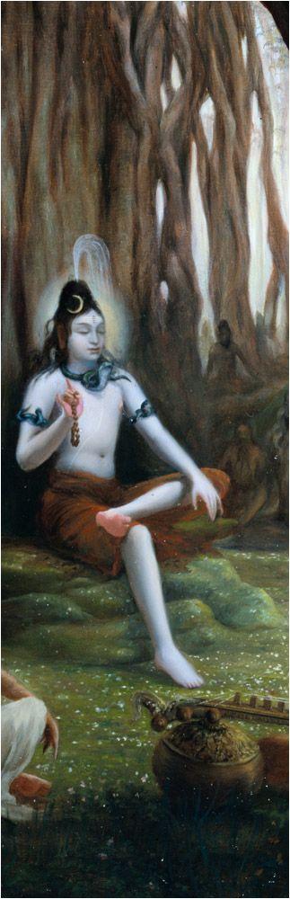 Lord Shiva-http://www.krishnalilas.com/33-vidyadhara-liberated.htm